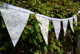 Bunting - Making my own & Free Template