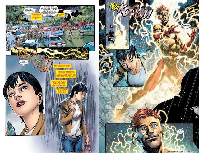 baca komik Komik DC Universe: Rebirth #01