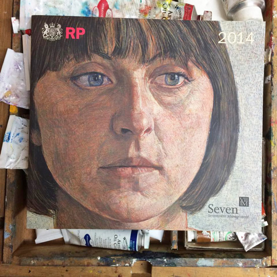 Royal Society of Portrait Painters Annual Exhibition 2014