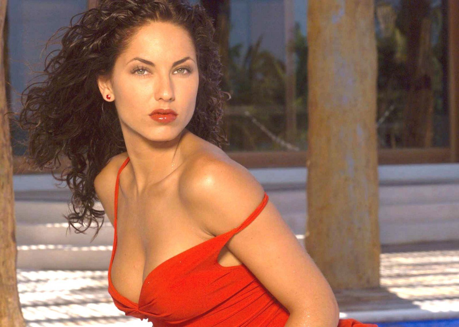 Barbara mori hot sexy