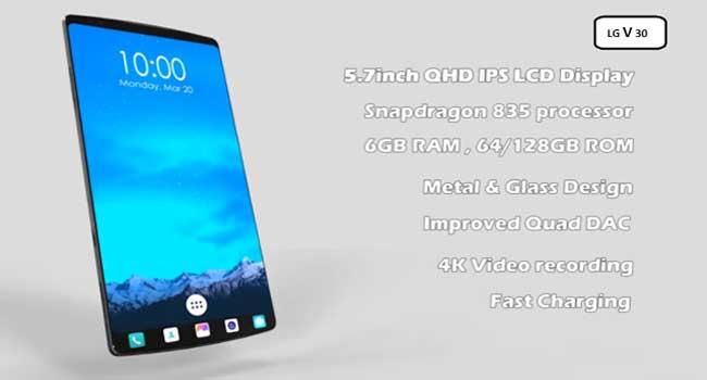 LG V30 G6