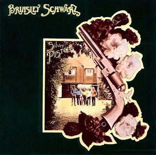 Brinsley Schwarz's Silver Pistol