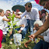 Pablo Gamboa, vecinos y el Gobierno del Estado suman esfuerzos para reforestar el Paseo de Henequenes