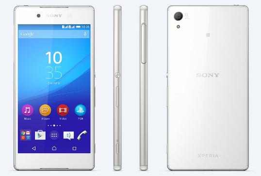 Harga Sony Xperia Z3+ Dual