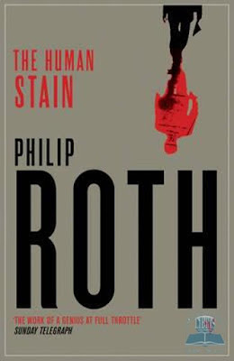 The Human Stain by Philip Roth book cover