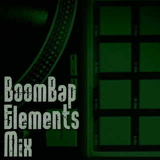 Benito Turntable - Boom Bap Elements Mix (2016)