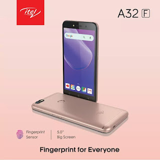 Itel Mobile Partners With Google to Launch Itel A32F; See Specs and price