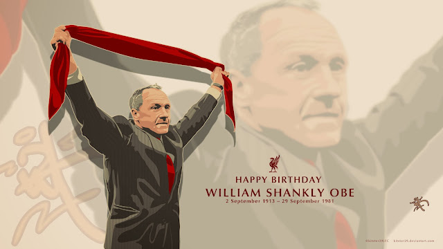 TENTANG BILL SHANKLY