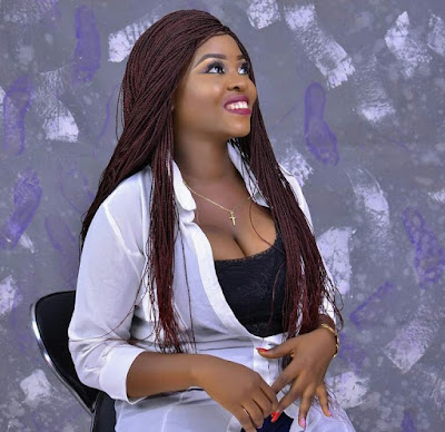 """""""My Boobs Can't be Touch in a Movie Set"""" - Opeyemi Adetunji"""