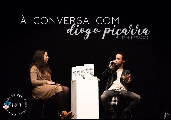 BEDA #3 || À conversa com Diogo Piçarra... Em Pessoa