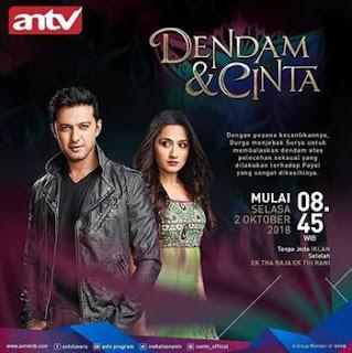 Sinopsis Dendam & Cinta ANTV Episode 6-9
