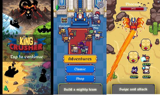 King-Crusher - a-Roguelike-Game