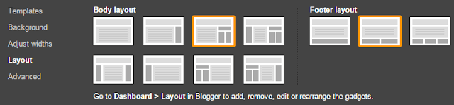 Blogger Template Introduce