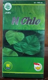 Harga Paket Obat Stroke Produk Nasa Chlorophyllin