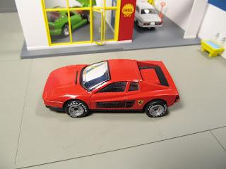 Matchbox real riders Ferrari Testarossa