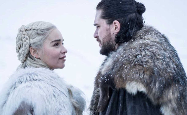 Game of Thrones (Season 8), Episode 1: 'Winterfell' Review, Jon Snow, Daenerys Targaryen