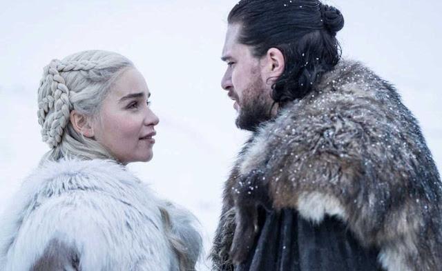 Game of Thrones (Season 8), Episode 1: 'Winterfell' Review, Jon Snow, Daenerys Targaryen