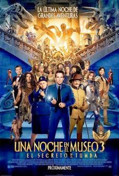 Una Noche en el Museo 3 en Español Latino