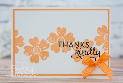 Introducing the 2016-18 In Colors from Stampin' Up! - Peekaboo Peach.  Get a Free Sampler Pack here