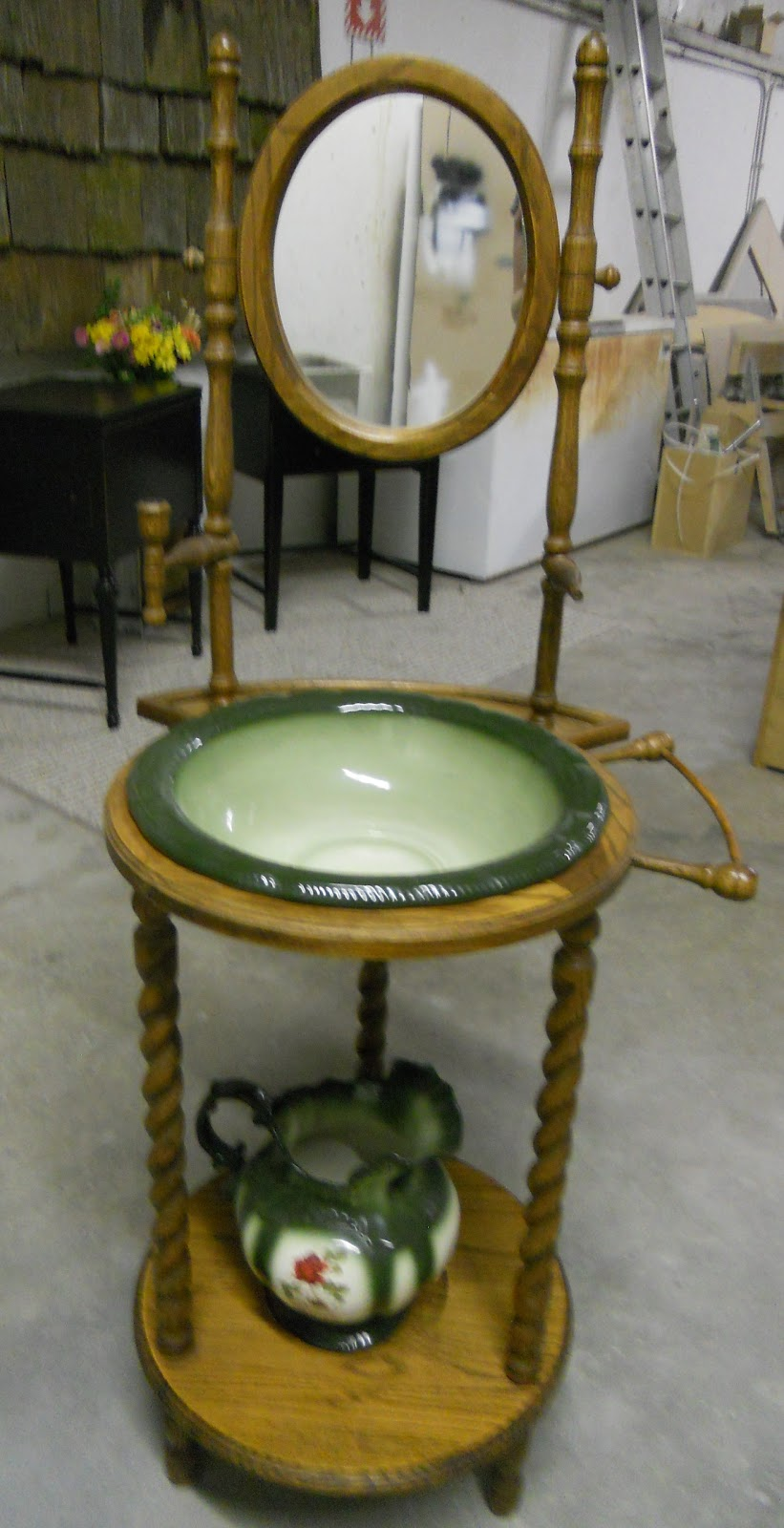 Createinspire Reproduction Of Antique Wash Basin