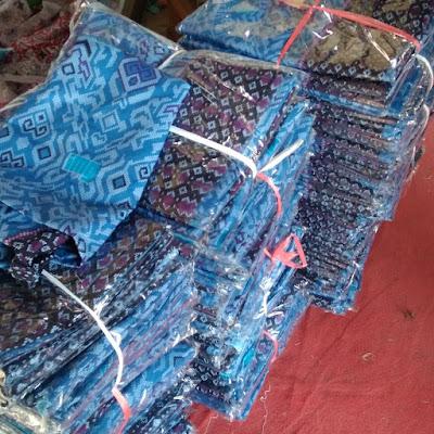 Seragam Batik Travel Umroh Mumtaz Gemilang