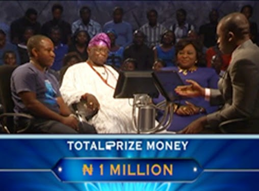 lere paimo who wants to be a millionaire