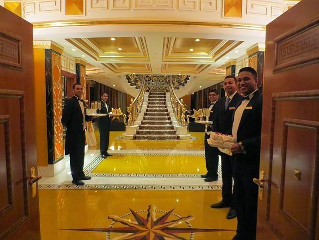 Burj All Arab O 218 Nico Hotel 7 Estrelas Do Mundo Luxo Forever