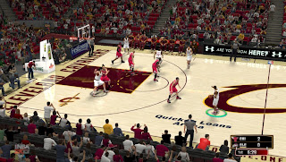 Quick Loans Arena Mod for NBA 2K13