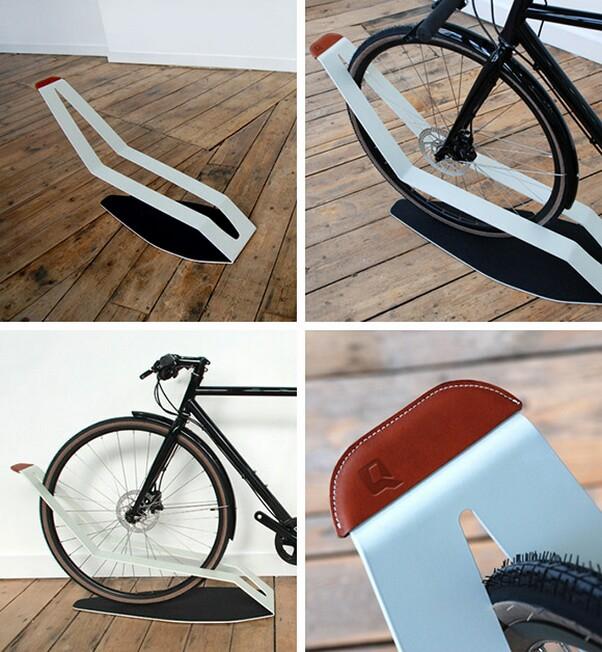 Ultra-minimal Bike Rack