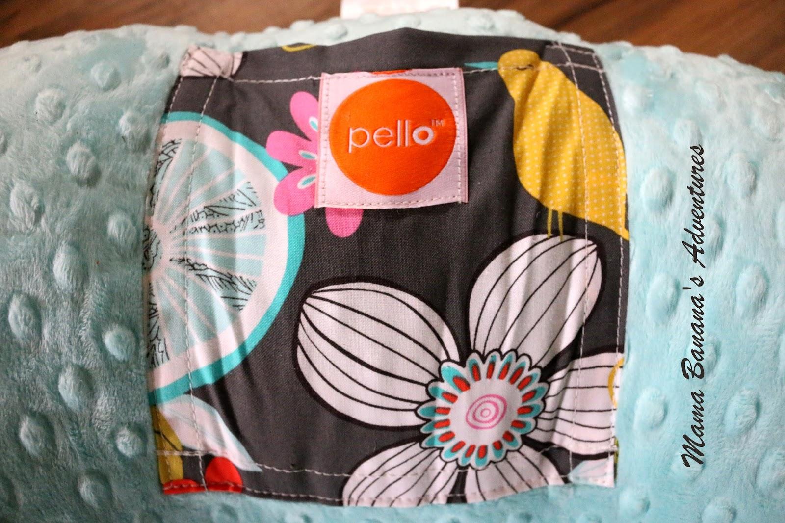 Pello Baby Pillow Mama Banana S Adventures