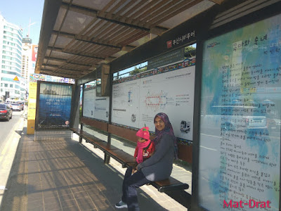Percutian ke Busan Kores Selatan Tempat Menarik Hop In Hop Off Bus