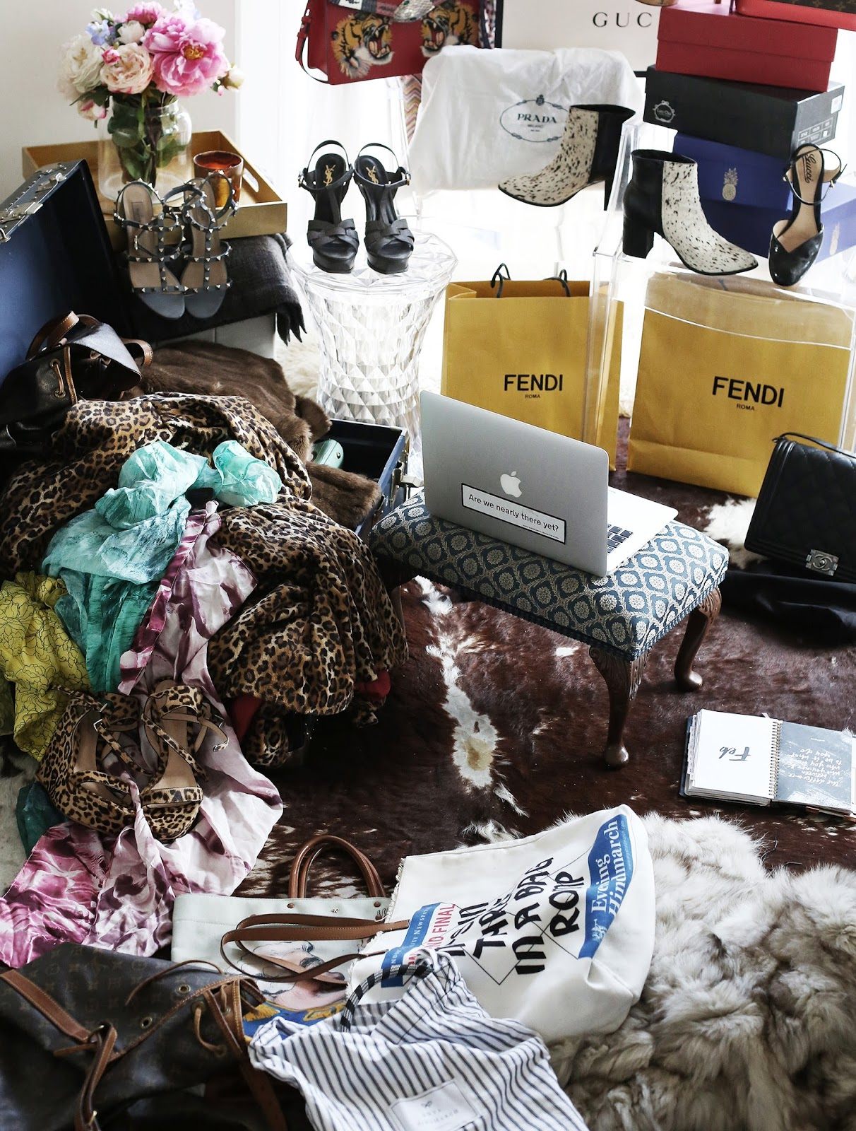 Closet Case: Changing Clutter into Charity