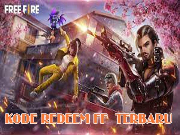 Kode Redeem FF  terbaru 27 September 2021