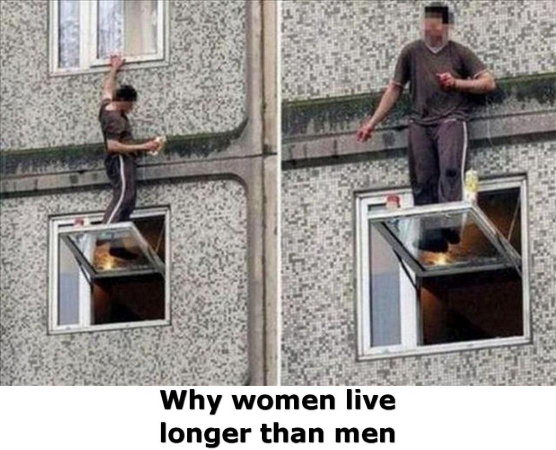 why women live longer 1 1 1 persona ha recomendado a jordi rojo: 437 contactos ve el perfil completo de jordi rojo ¡es gratis  why women live longer, than men.