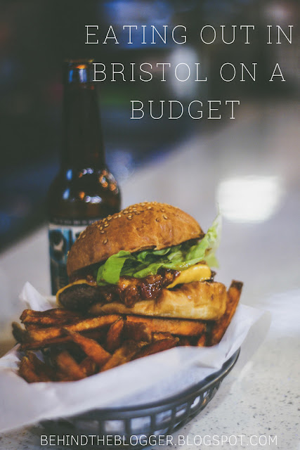 EATING OUT IN BRISTOL ON A BUDGET