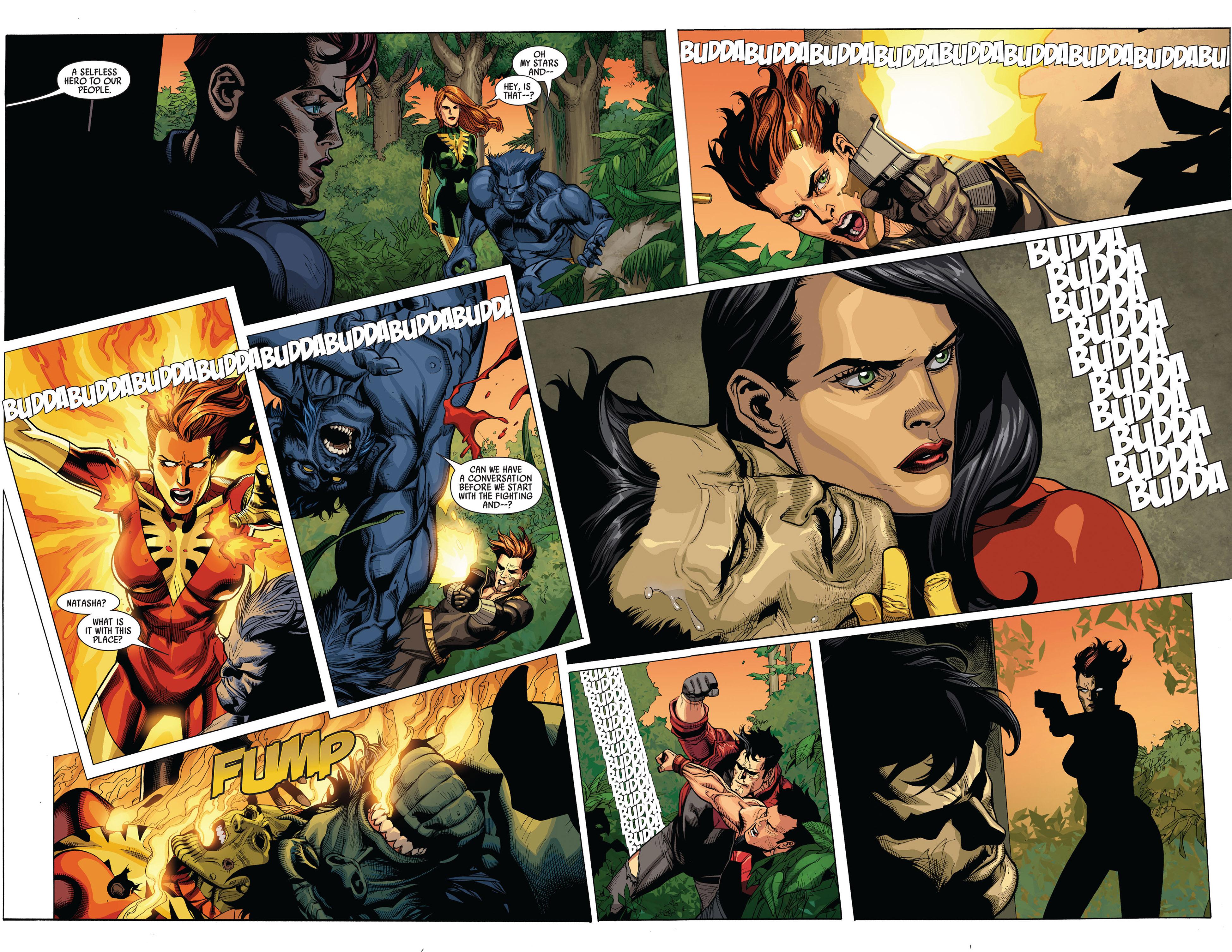 Read online Secret Invasion comic -  Issue #4 - 12