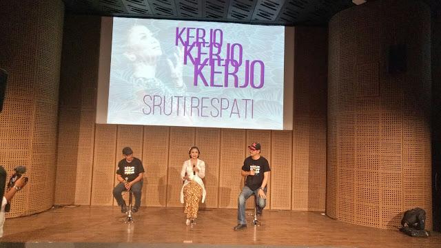 Launching Single Kerjo Kerjo Kerjo Dari Sruti Respati