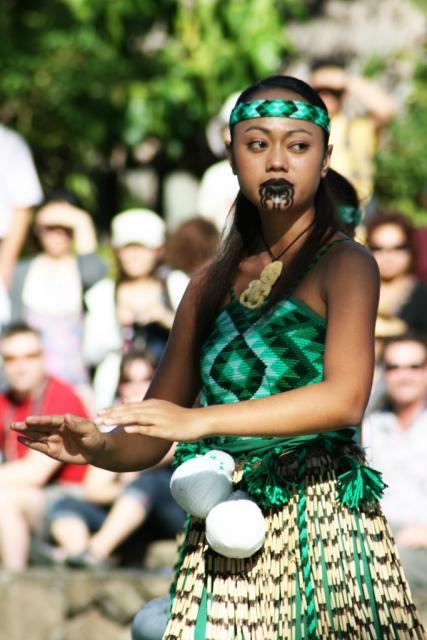Women In Maori Culture: BEAUTY BY CULTURAL DEFINITION