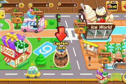 Download Larva Heroes Mod Apk 2019 Terbaru For Unlimited Money