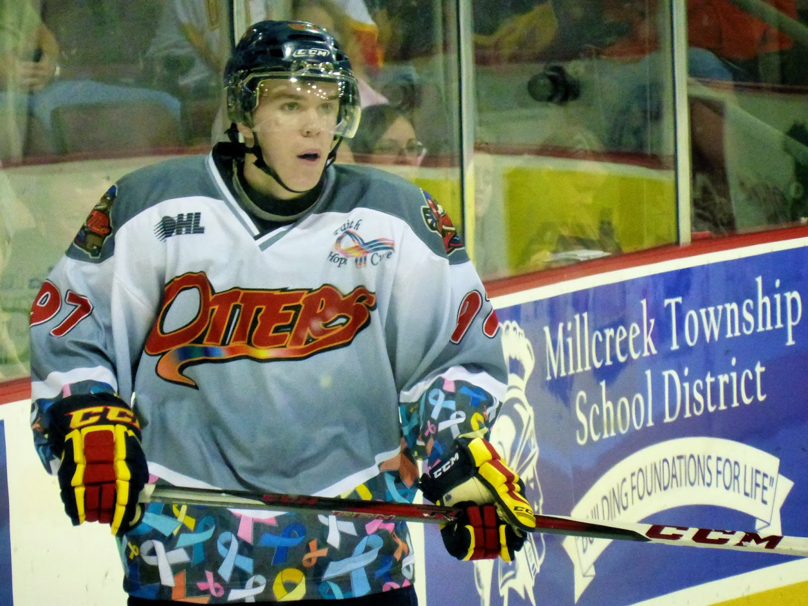 Sports Road Trips: Owen Sound Attack 2 at Erie Otters 3 (OHL