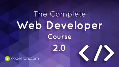 best course to learn Web Development in 2019