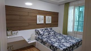 Phòng ngủ căn hộ Booyoung 1