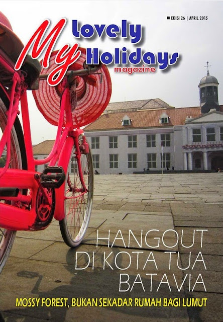 majalah lovely holidays