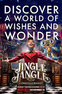 Jingle Jangle: Hành trình Giáng sinh