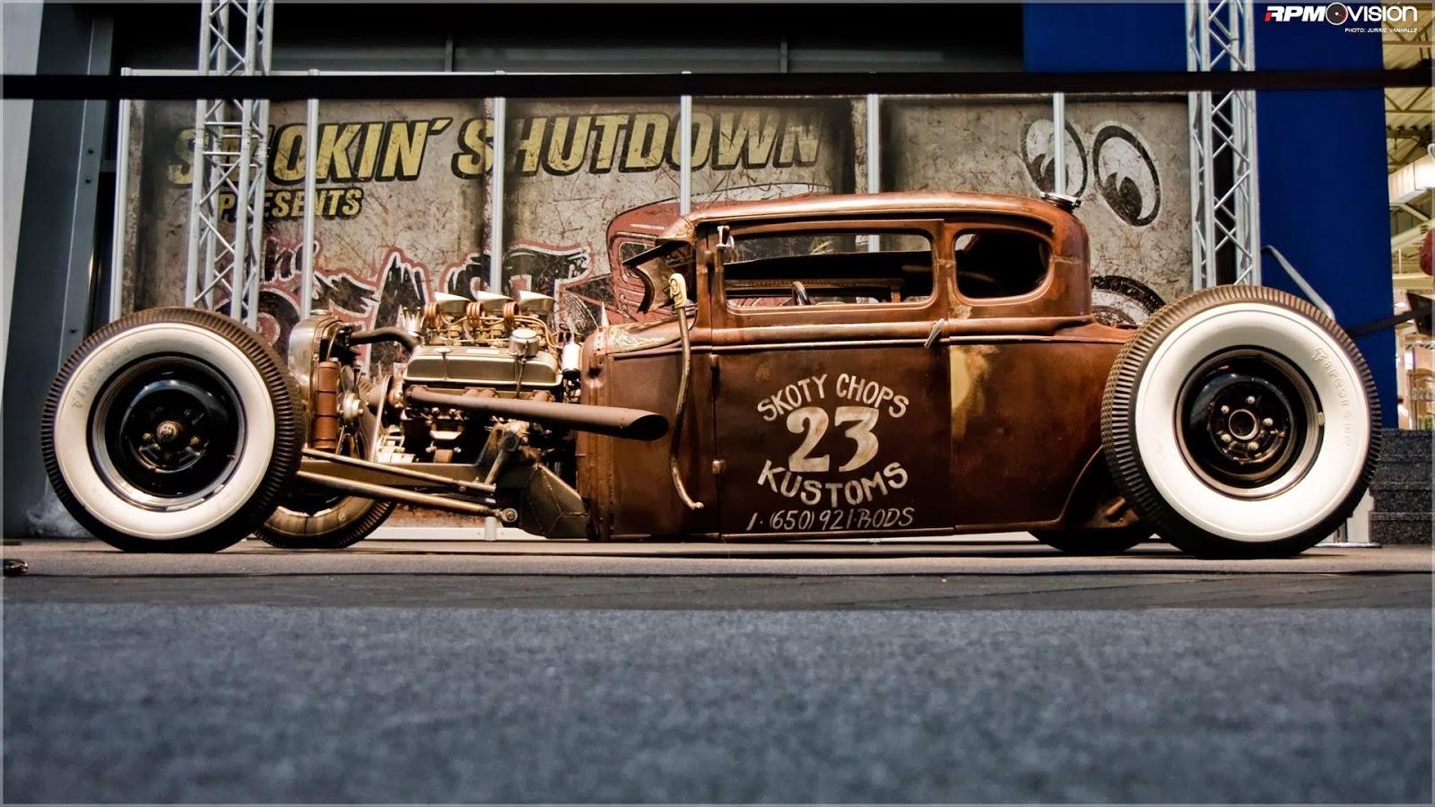 rat rod cars best - photo #18