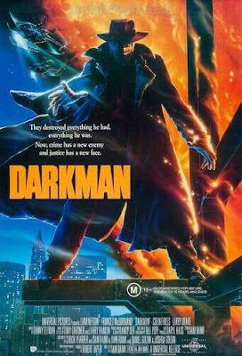 Sinopsis film Darkman (1990)