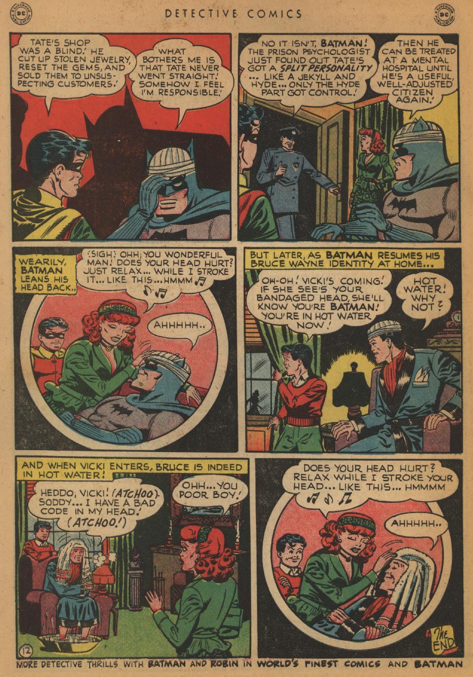 Read online Detective Comics (1937) comic -  Issue #152 - 14