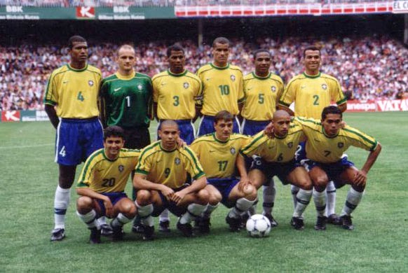 Brazilian Football Team
