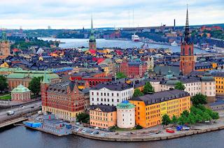 Στη Σουηδία οι ρυθμοί είναι ρομποτικοί, αλλά δεν μας λείπει η Ελλάδα