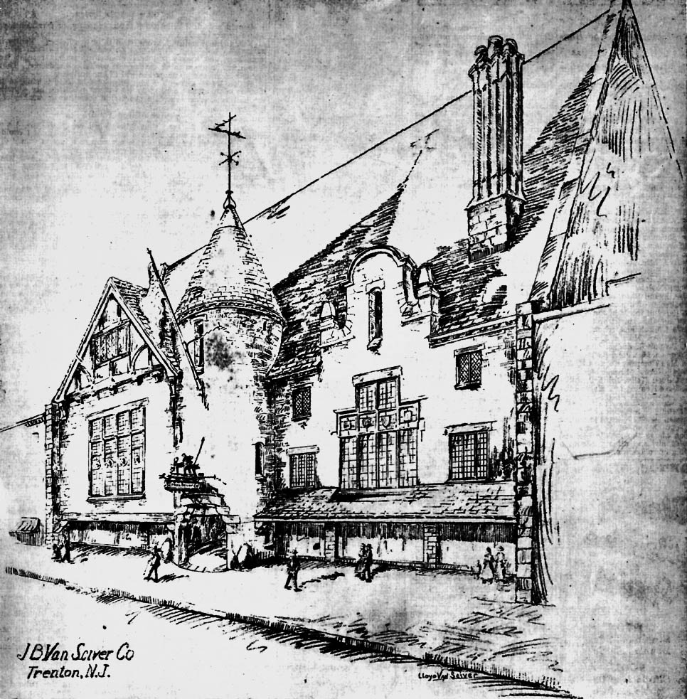 TOM GLOVER'S HAMILTON LIBRARY SCRAPBOOK: LOCAL HISTORY WITH